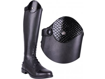 Vyměnitelný díl k botám Romy QHP, croco black