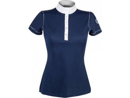 Tričko závodní Rivetta PFIFF, dark blue