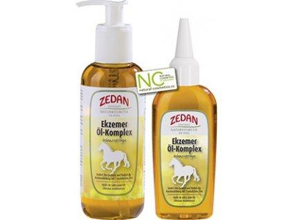 Tišící olej pro koně s letní vyrážkou, 250 ml, Zedan