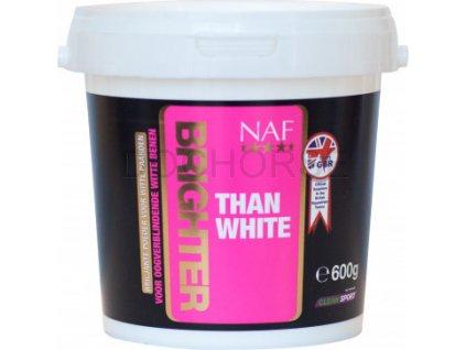 Brighter than white, pudr pro perfektní bílou srst, 600 g, NAF