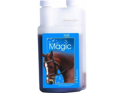 Magic liquid, tekutý přípravek na zklidnění a koncentraci, 1000 ml, NAF