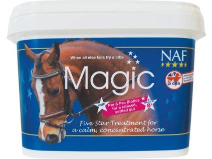Magic powder, prášek na zklidnění a koncentraci, 1500 g, NAF