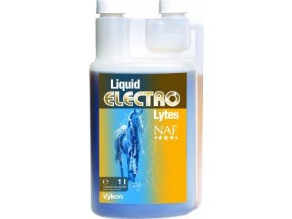 Electro Lytes elektrolyty v tekuté formě NAF, 1000ml