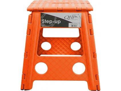 Stolička na nasedání QHP, orange