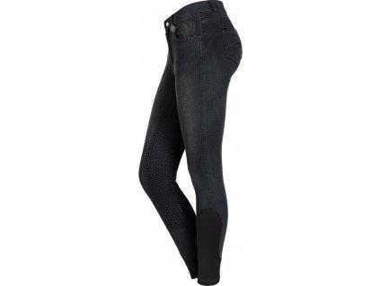 Rajtky Doro ELT s gripem, jeans, černé