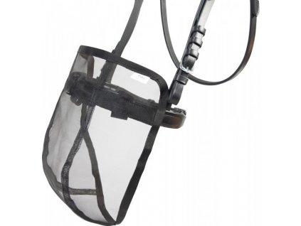 Maska proti hmyzu na nozdry PFIFF, černá