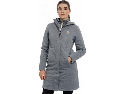 Kabát 3v1 Horseware, dámský, stone grey