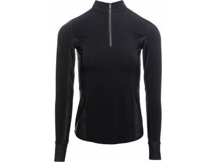 Tričko sportovní AA Platinum, dámské, černé