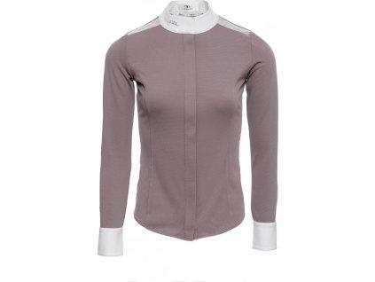 Košile závodní AA Platinum, dámská, antique plum