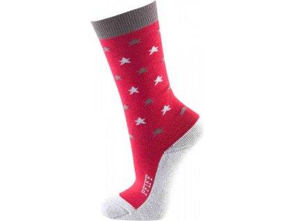 Ponožky Sternchen PFIFF, dětské, pink