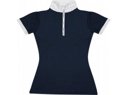 Tričko závodní Crystal PFIFF, dark blue