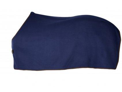 Deka odpocovací PFIFF, blue/brown