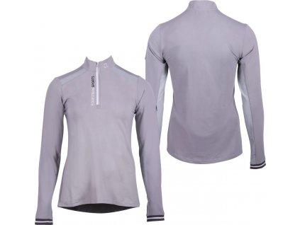 Triko sportovní Aleyna QHP, dámské, ash grey