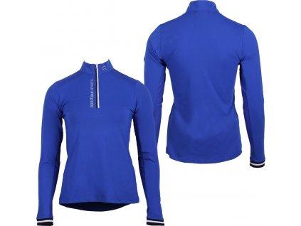 Triko sportovní Aleyna QHP, dámské, cobalt blue