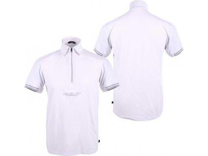 Košile závodní Mark QHP, pánská, bílá