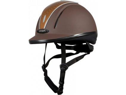 Helma extra lehká 30014 PFIFF, hnědá/světle hnědá
