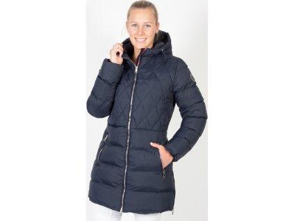 Jezdecký kabát Silja PFIFF, dámský, dark blue