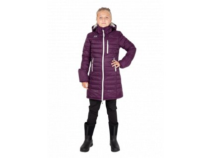Modellbild longcoat junior 20145purple F