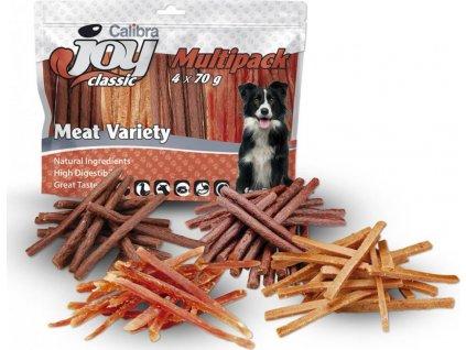 Calibra Joy Dog Multipack Meat Variety Mix 4x70g