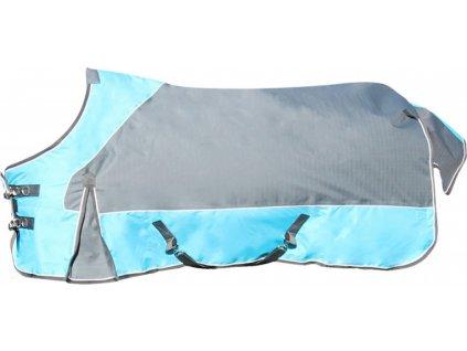 Deka výběhová Exmouth PFIFF, 300g, grey/blue