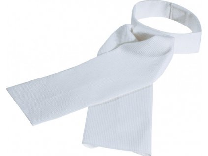 Plastron PFIFF, bílý