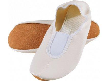 Voltižní gymnastická obuv PFIFF, white