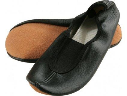 Voltižní gymnastická obuv PFIFF, black
