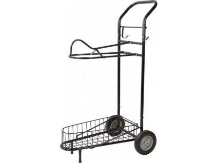 Sedlový vozík PFIFF, černý