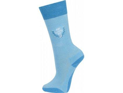 Ponožky PFIFF, dětské, světle modré