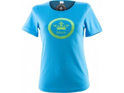 Tričko bavlněné Gerrit PFIFF, blue