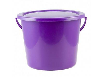 Kyblík s čištěním PFIFF, purple