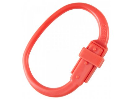 Bezpečnostní díl k vázání koně PFIFF, red