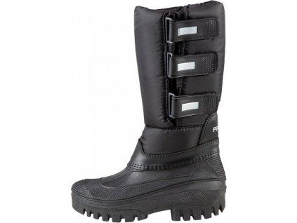 Termo boty PFIFF, dětské, black