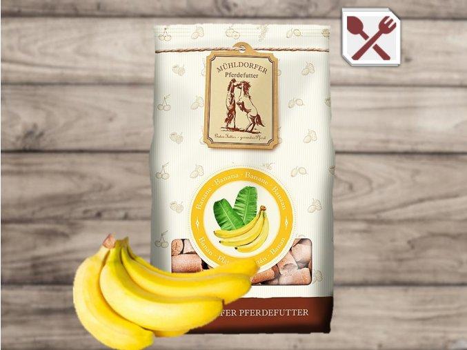 Pamlsky banánové