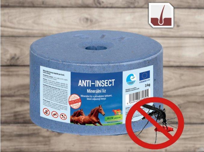 Anti Insect - minerální liz