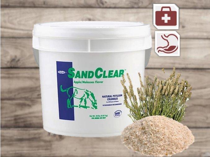 SAND CLEAR - prevence před kolikou