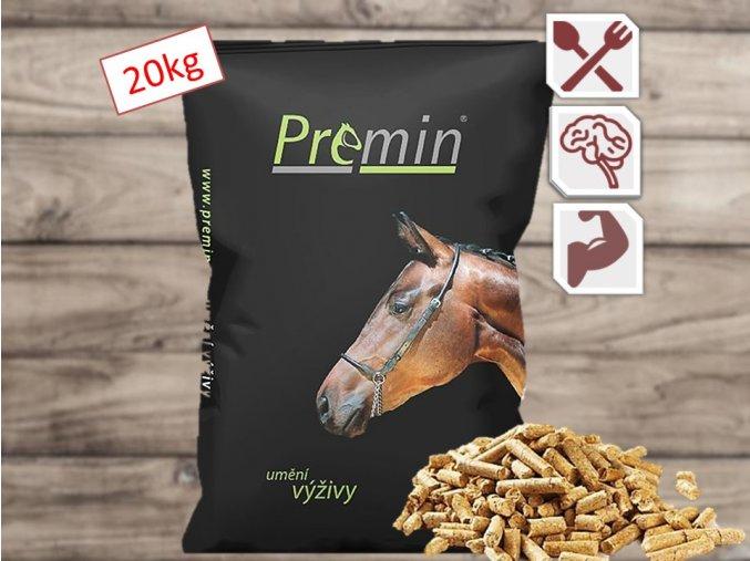 Premin Horse pellets premium