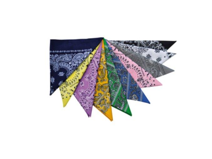 šátek bavlněný