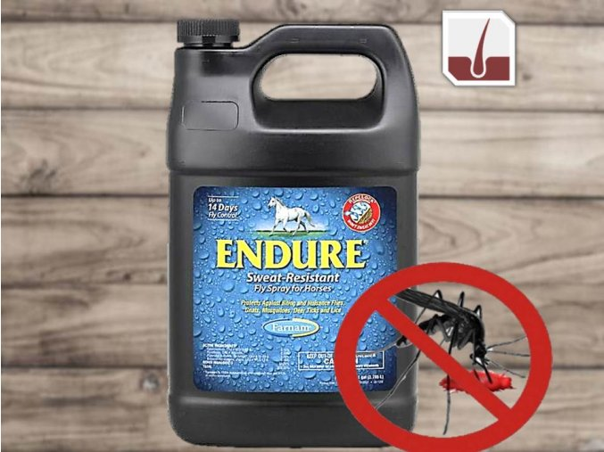 Fly Repelent - Endure® Sweat