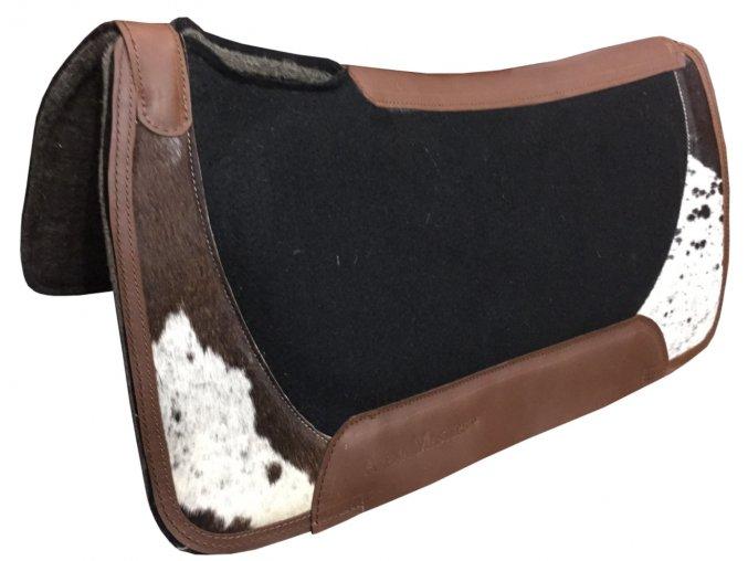 westernová deka cow