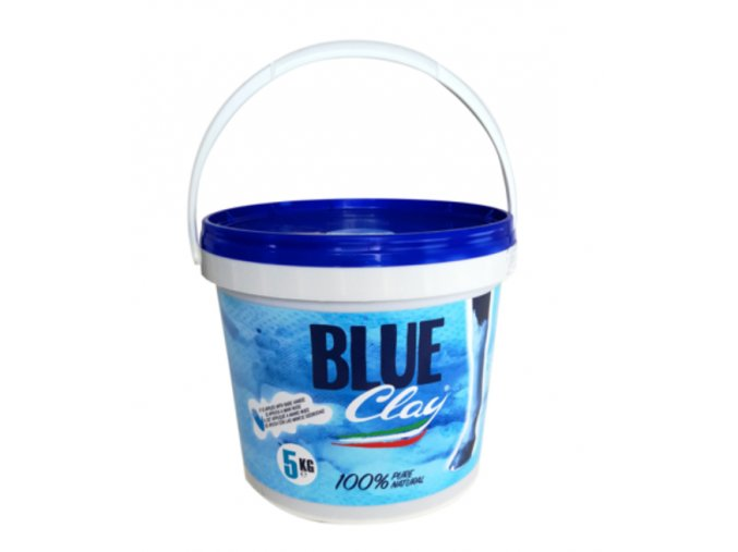 Blue clay 100% natural