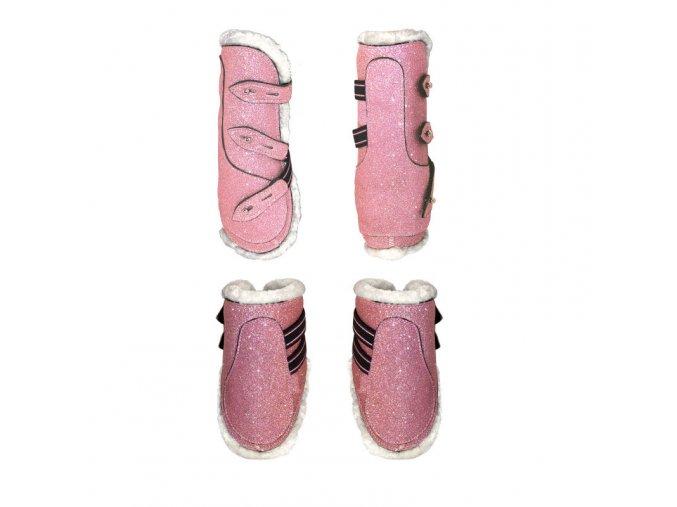 bling sparkle pink chranice