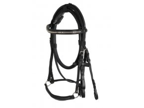 DROP NOSEBAND BRIDLE GERMAN STYLE