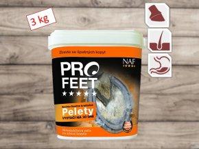 Pro Feet pellets
