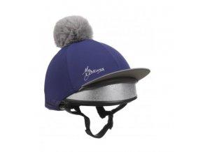 čepice na helmu