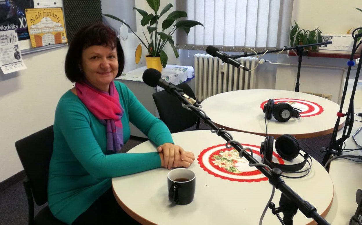 Moje první povídání o Lásce na rádiu Česká Kanada