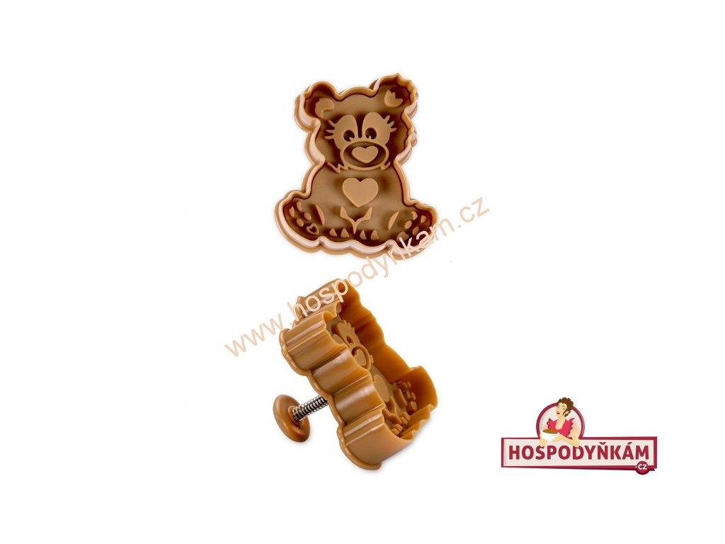 Pístový vypichovač medvěd