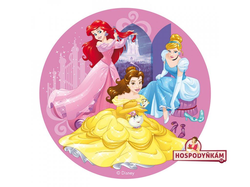 Jedlý papír deKora, Disney Princezny