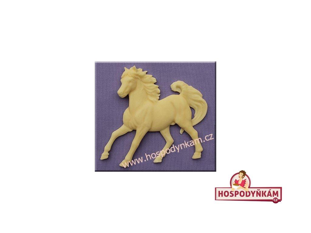 Silikonová forma na marcipán - kůň