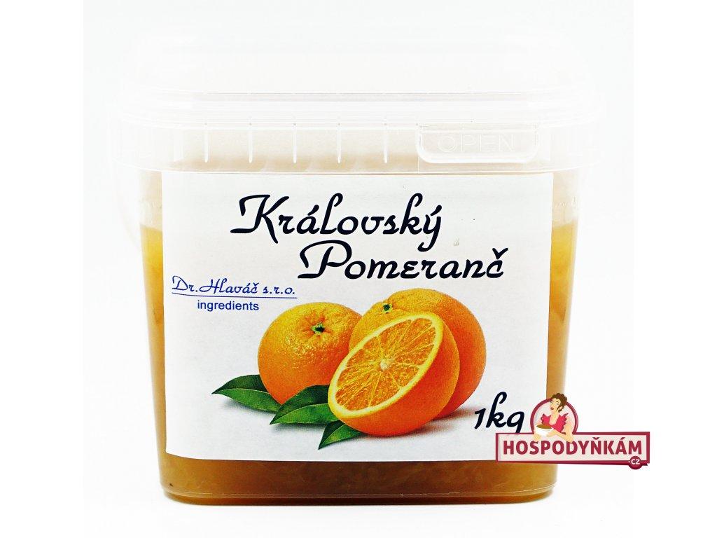 Džem Královský pomeranč 1kg (termostabilní)